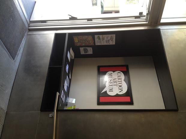 Yeti Speaks San Francisco' Cartoon Art Museum