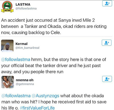 After Allegedly Killing Bus Conductor In Lagos, LASTMA Posts Another Story On Twitter, Gets Blasted By Angry Nigerians