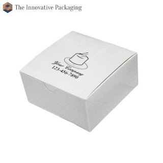 White Packaging Box