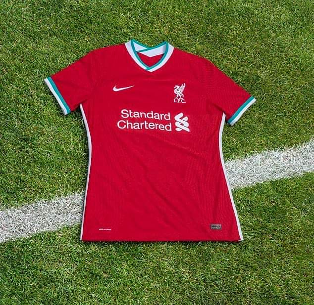 قميص ليفربول الجديد 2020