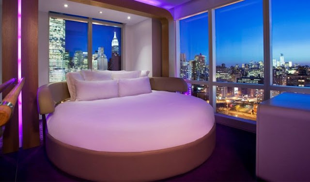 YOTEL New York has all the buzz and the energy of Manhattan, but without the hefty prices you find in some other 'lifestyle' hotels, a super-central hotel in Midtown Manhattan just three blocks from Times Square.