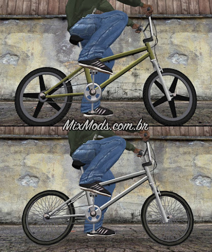 gta sa mod remastered hd bmx