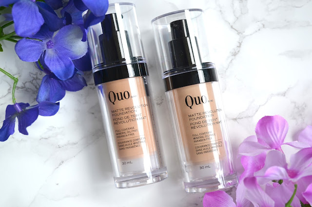 Quo Cosmetics Matte Revolution Foundation Review