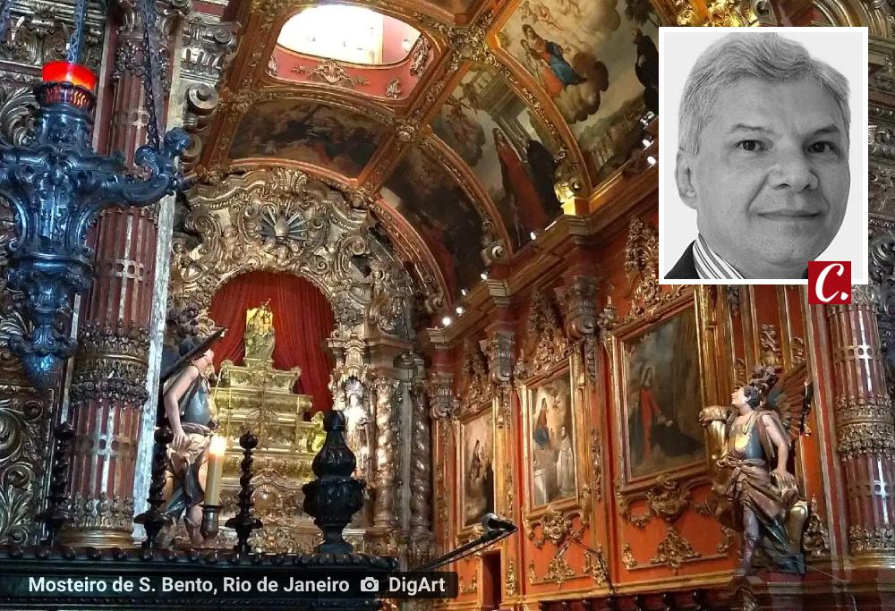 literatura paraibana cronica mosteiro sao bento indiferenca auto ajuda