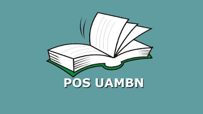 Keputusan Dirjen Pendis No 5791 Tahun 2019 tentang POS UAMBN Tahun 2019-2020