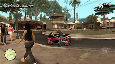 tc gta brasil san andreas mod brasileiro moto