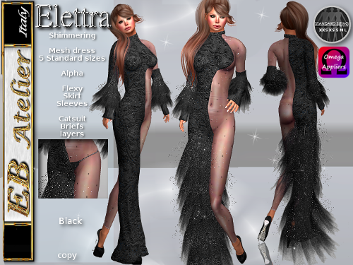 https://marketplace.secondlife.com/p/EB-Atelier-ELETTRA-Black-mesh-dress-5-Standard-sizes-Omega-Lolas-Appliers-italian-designer/7261613