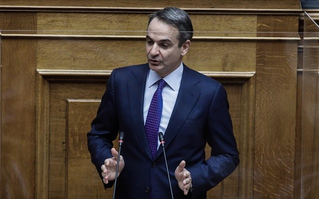 Βουλή-Κ. Μητσοτάκης: Αστυνομικοί χωρίς όπλα στα Πανεπιστήμια - Ελεγχόμενη η είσοδος