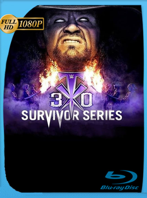 WWE: Survivor Series (2020) HD 1080p Latino [GoogleDrive] [tomyly]