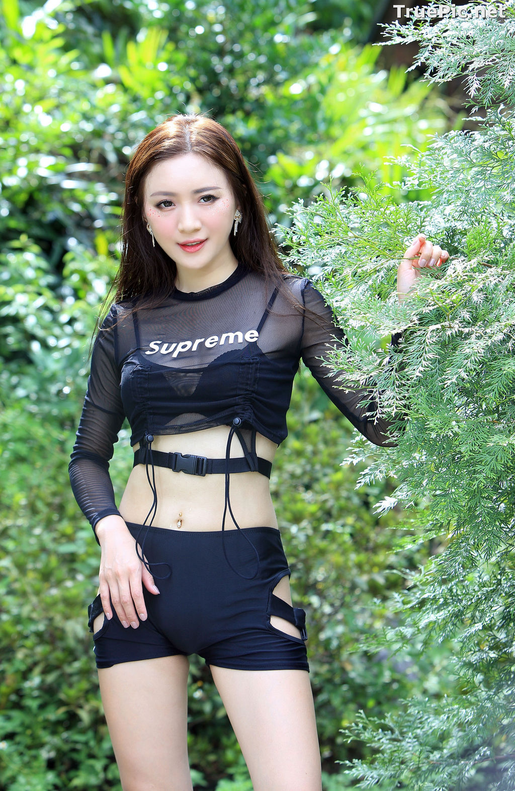 Image Taiwanese Model - 乖寶 - Pretty and Vivid Showgirl - TruePic.net - Picture-24