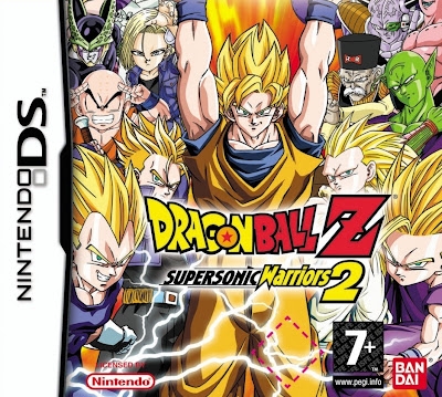Information tutorial: Dragon Ball z Supersonic Warriors 2 DS For