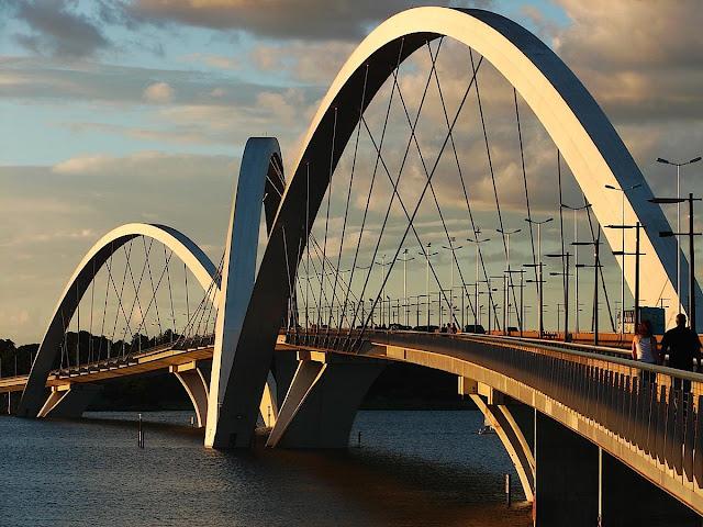 Ponte JK será interditada no fim de semana