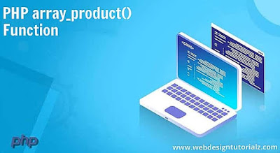 PHP array_product() Function