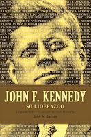 John f kennedy su liderazgo