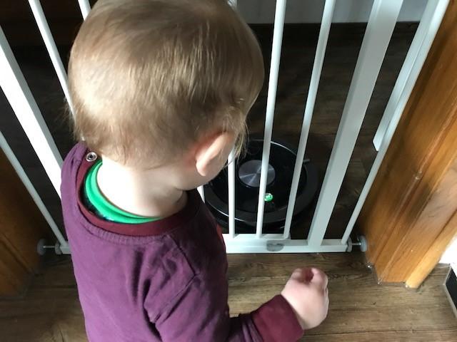 ZACO A9s - das Baby findet ihn super!
