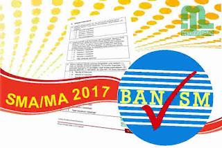 Instrumen dan Perangkat Akreditasi SMA-MA 2017