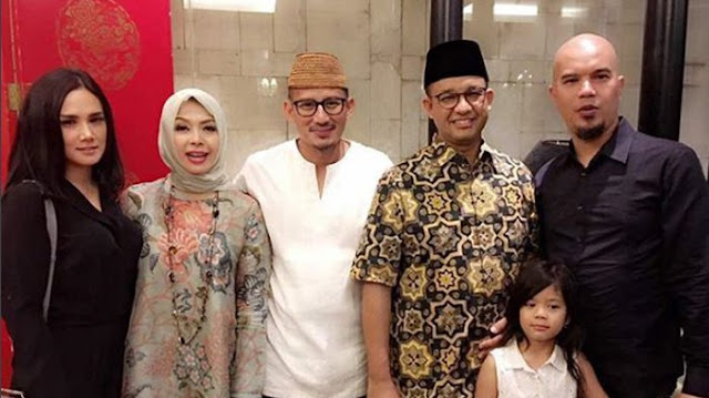 Ahmad Dhani Dinilai Cocok Dampingi Anies, Lieus: Kalau Prabowo Teken Jadi Itu