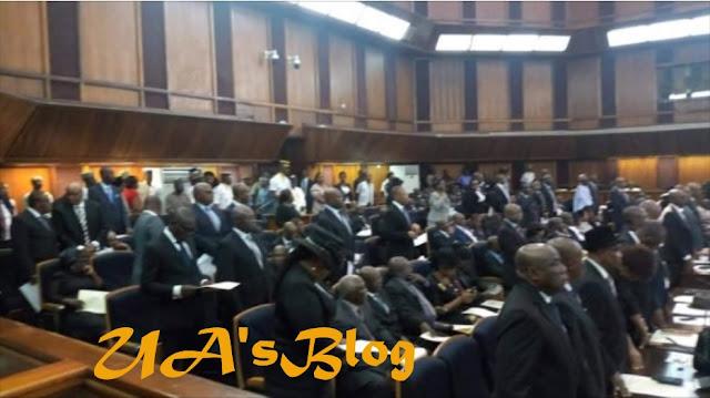 We have over 400 witnesses against Buhari, PDP tells tribunal