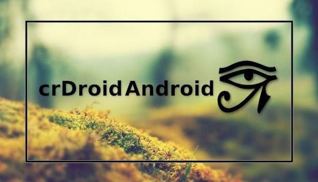 Rom crDroid OFFICIAL Android 10 Ginkgo By mg712702