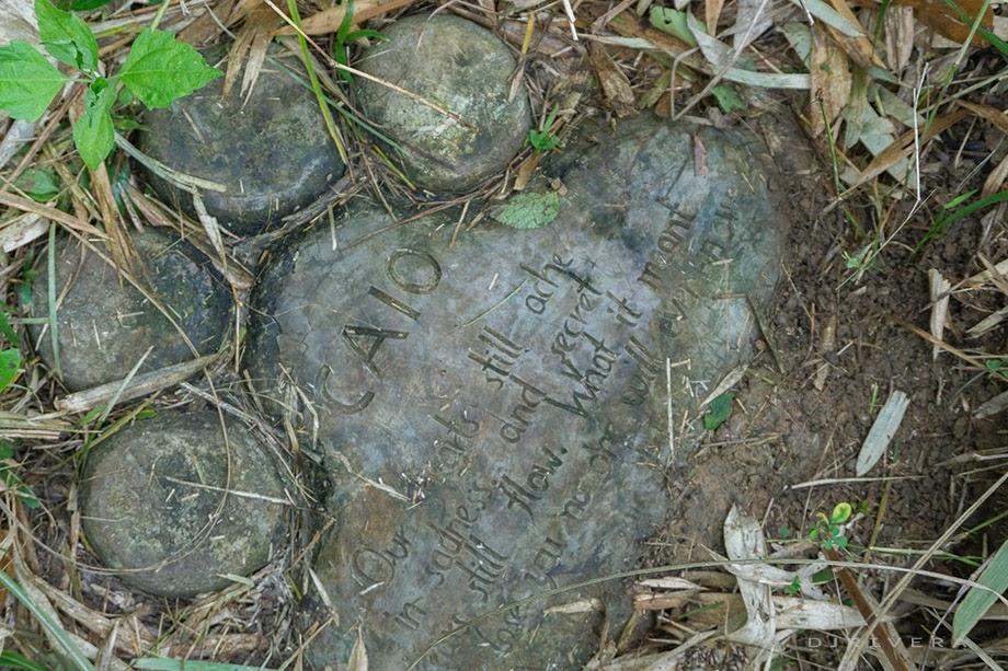 Caio's tomb