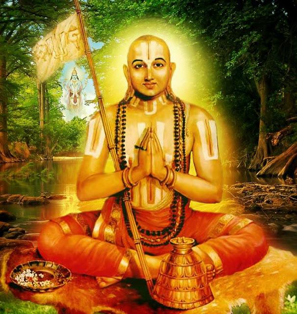 Shri Ramanujacharya Shri Ramanujacharya