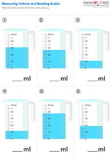 Mama Love Print K2工作紙 - 認識量度物件的重量工作紙 Measuring Object Weight Level 1 - 適合 K2 免費下載 Kindergarten Math Worksheet Free Download