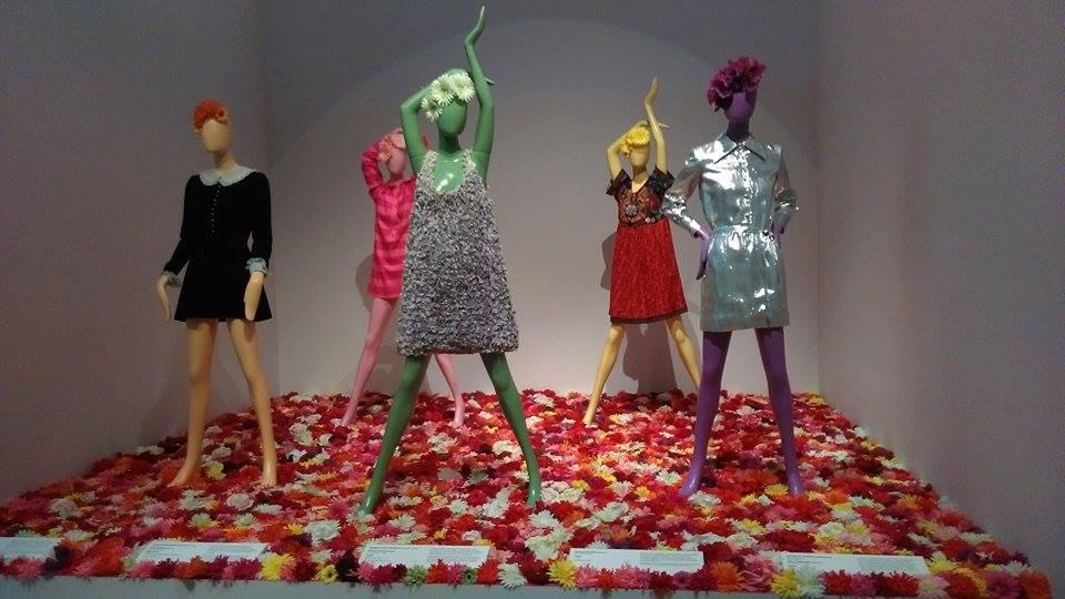 Exhibition Displays Australia : Recycled fashion years of australian