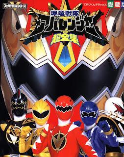 Siêu Nhân Khủng Long - Bakuryuu Sentai Abaranger VietSub
