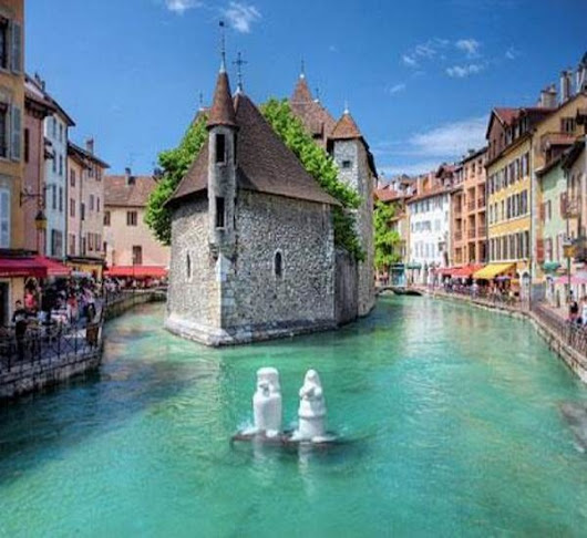 Beauty of Annecy France ~ Big Fun - The Fun BlogBig Fun - The Fun Blog: Beauty of Annecy France
