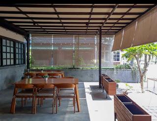 Proyek Suntex Blind cafe Walet Weleri 2
