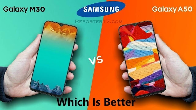 Tech : Samsung Galaxy M30s और Samsung Galaxy A50s, जानिए कौन सा Smartphone है ज्यादा पावरफुल
