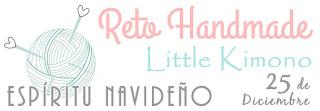 Reto Handmade: Espíritu Navideño de Little Kimono