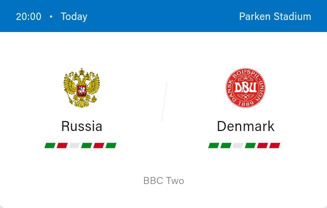 Russia vs Denmark Preview and Predictions 2021