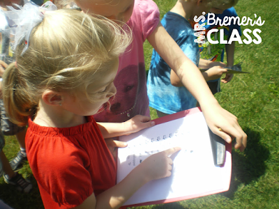 We're Going on a Bug Hunt! Take learning outside, and look for some bugs with this free checklist!