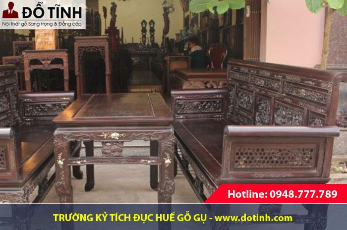 Chia sẻ nơi bán trường gỗ tại Bình Thuận