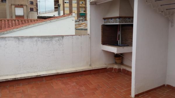 casa en venta calle vigen de la balma castellon terraza1