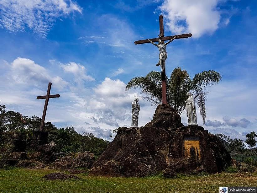 Calvário no Santuário do Caraça