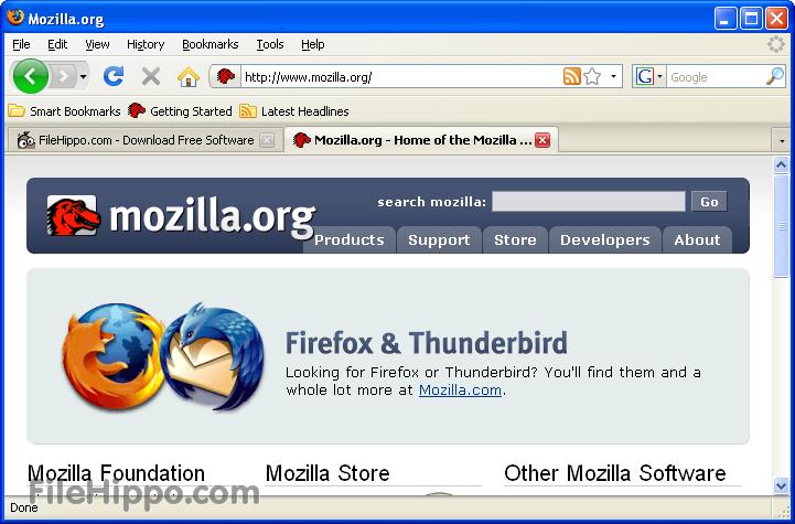 Top Five Mozilla Firefox 42 Free Download Filehippo - Circus