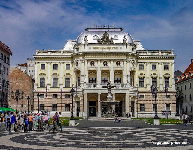 Teatro Nacional da Eslováquia