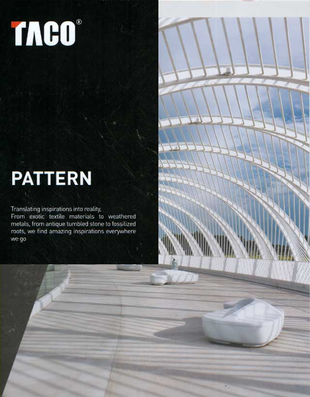HPL Taco Pattern pola 0