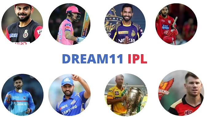 ALL 8 DREAM11 IPL 2020 TEAMS PLAYERS LIST 2020