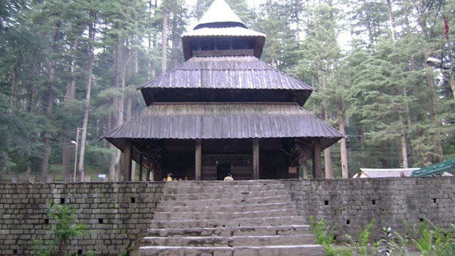 Manali Attraction - Hadimba Devi Temple