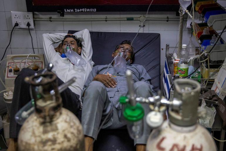 ماذا يحصل في الهند وماهي حقيقة إصابة فايرس كورونا للهند