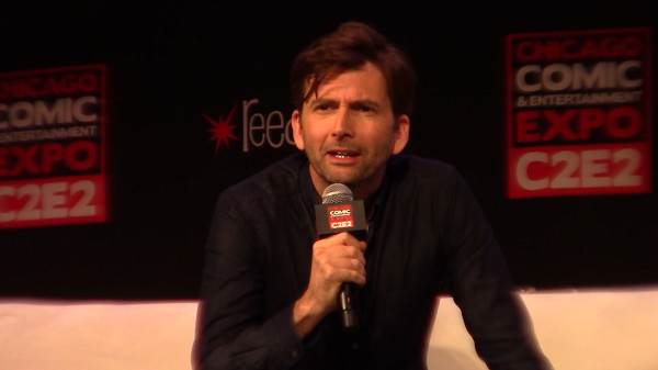 Watch Doctor Who Christmas Special 2019.Watch David Tennant Full Panel And Q A C2e2 2019