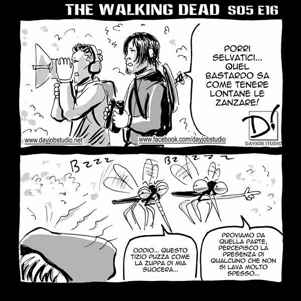 The Walking Dead 5x16 (Dayjob Studio)