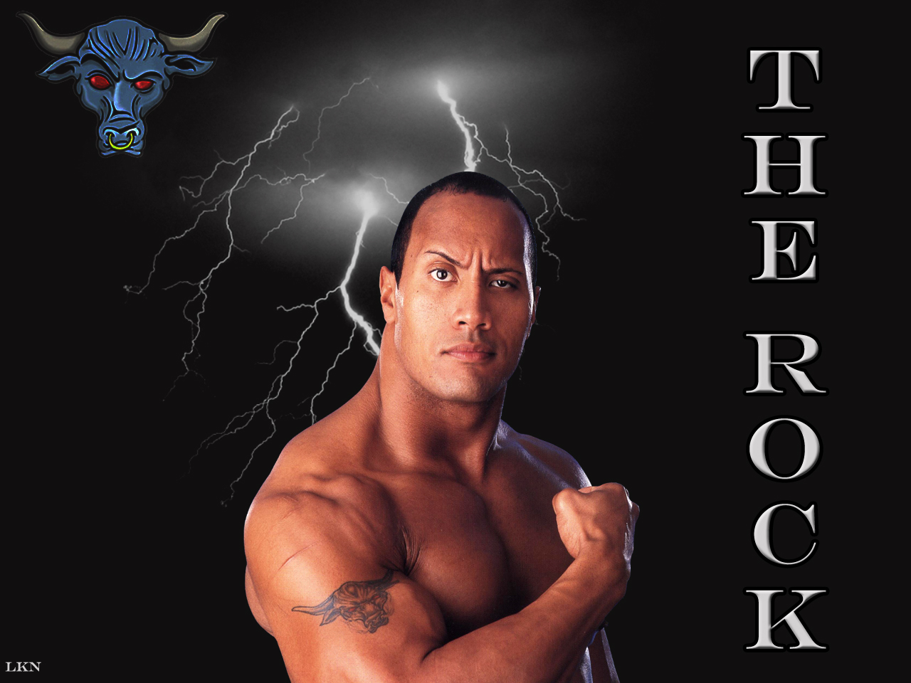 Images Of The Rock Wwe: WWE Wallpapers: The Rock Wallpapers