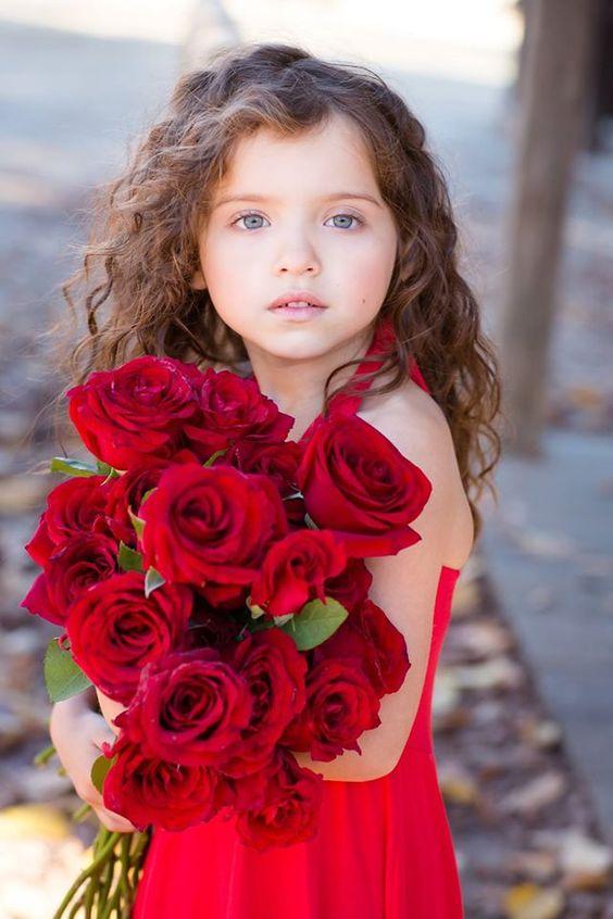 Cute Stylish Little Girl DP For WhatsApp
