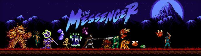 The Messenger - Banner