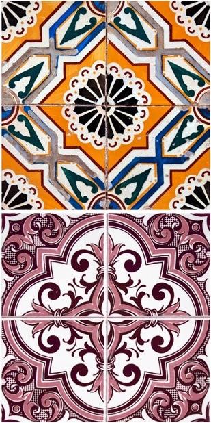 mosaico antigo