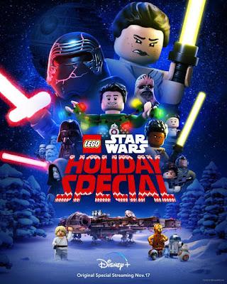 Lego Star Wars: Especial Felices Fiestas en Español Latino
